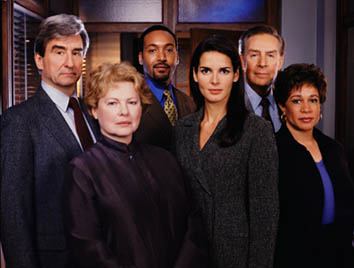 Law and order cast members